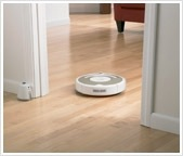 iRobot Roomba and Lighthouse