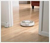 iRobot Roomba and Lighthouse
