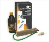 petrol lawnmower cleaning kit