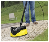 Use your Karcher Pressure Washer for any Outdoor Job!