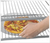 Guard against oven burns with Protecta Shelfguard
