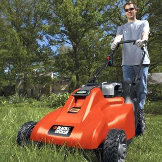 Black & Decker Lawnmower Spares