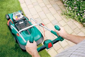 Bosch Mower Spares