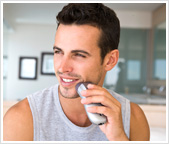Don't Be Left Irritated by Your Shaver