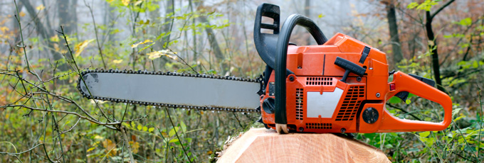 How to Store Your Chainsaw