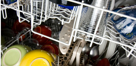 Better Cleaning Dishwasher