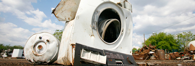 Repair Your Broken Washing Machine