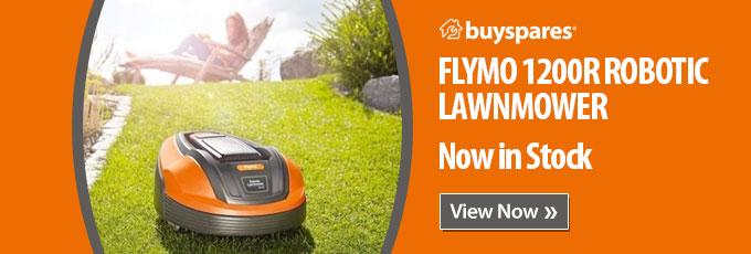 Flymo 1200R Robotic Lawnmower
