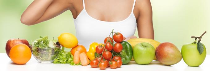 Get a Beach Body By Eating Fruit & Veg