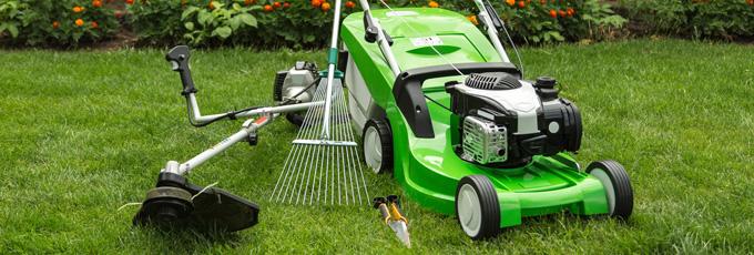 Repair Garden Appliance Faults
