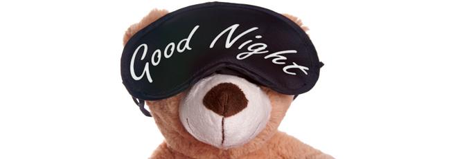 A Good Night Sleep Is Key to a Healthy Body