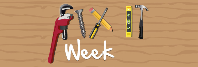 Fix It Week - Fix It For Less With BuySpares