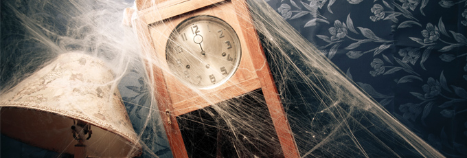 Remove All Cobwebs From Your Home