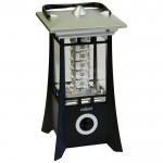 Black And Silver Camping Lantern