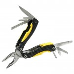 Camping Multitool With Knife Ruler And Pliers