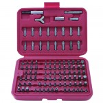 Set Of 100 Screwdriver Heads