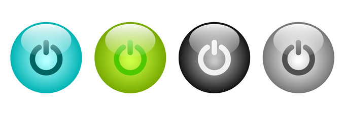 Appliance Standby Power Buttons