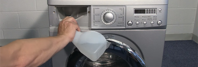 Cleaning Mould Out Of Washing Machine