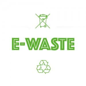 e-Waste Recycling Symbols