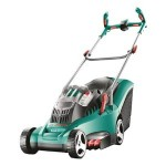 Green And Black Lawnmower
