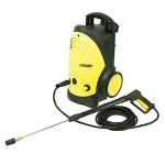 Yellow And Black Pressure Washer