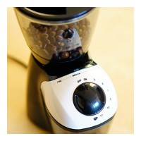 Electric Coffee Bean Grinder