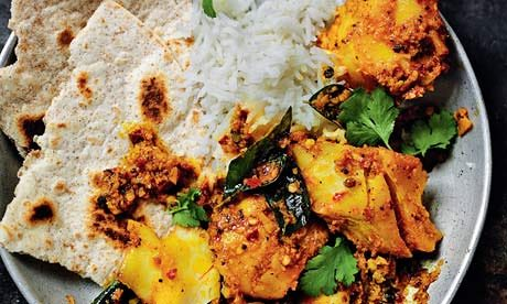 Summer Cod Curry Image