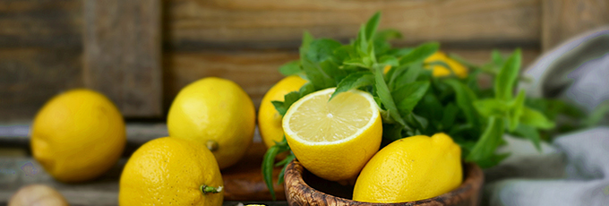 Lemons In Box Cover Photo