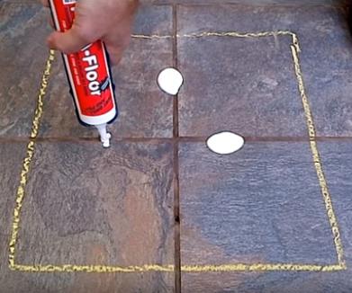 Fix A Floor Adhesive