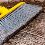 How to keep floors clean during autumn and winter