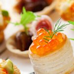 5 flavourful canapés for the festive season