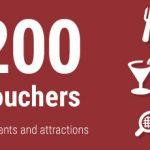 Win £200 worth of Love2Shop Vouchers!