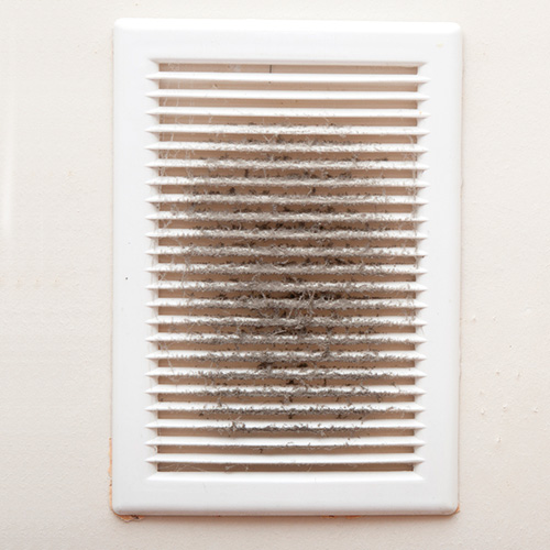 Dusty Vent